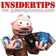 INSIDERTIPS - jeg finner svarene i konkurranser for deg