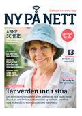 Få gratismagasinet Ny på nett fritt tilsendt