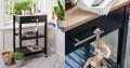 Få praktisk kjøkkentralle i sort - verdt 1499 kroner