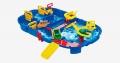 Få stort AquaPlay vannlekesett med kanalsystem og sluser