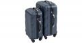 Få gråblått koffertsett verdt 1799 kroner