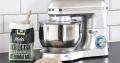 Få 1400 W kjøkkenmaskin verdt 2999 kroner
