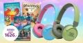 Få JBL trådløse hodetelefoner og tre valgfrie bøker