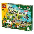 Vinn eksklusivt byggesett fra Lego
