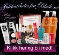 Blush.no sin julekalender