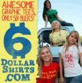 6 Dollar Shirts - en slikk og ingenting for kule t-skjorter