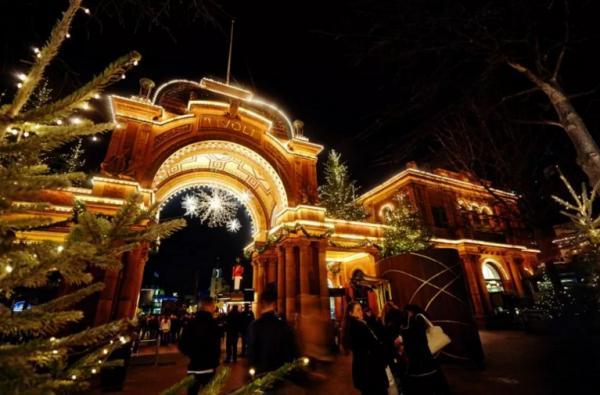 juletur til tivoli med overnatning