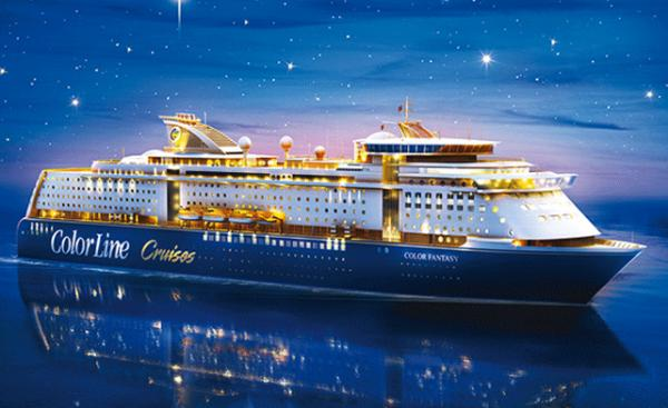 Cruise Oslo-Kiel med Color Line