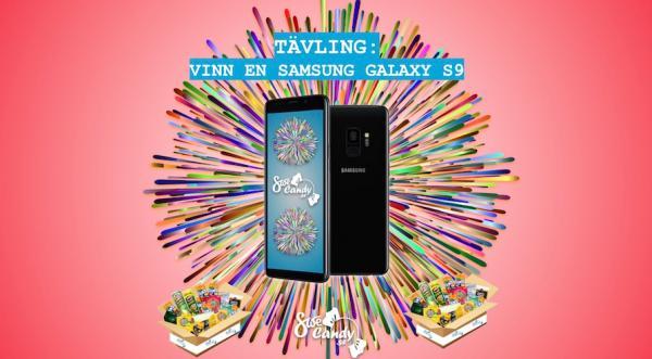 Telia Vinn Samsung S9