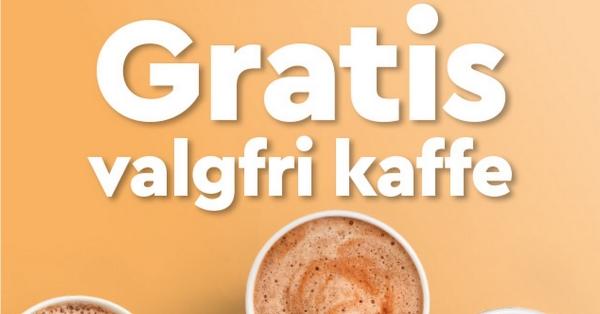 GRATIS KAFFE
