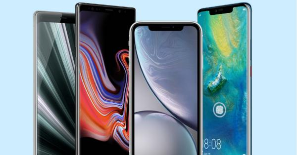 Vinn iPhone XR, Samsung Galaxy Note9, Huawei Mate20 Pro eller Sony Xperia XZ3