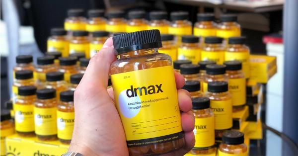 d max vitamin