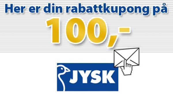 jysk gavekort online