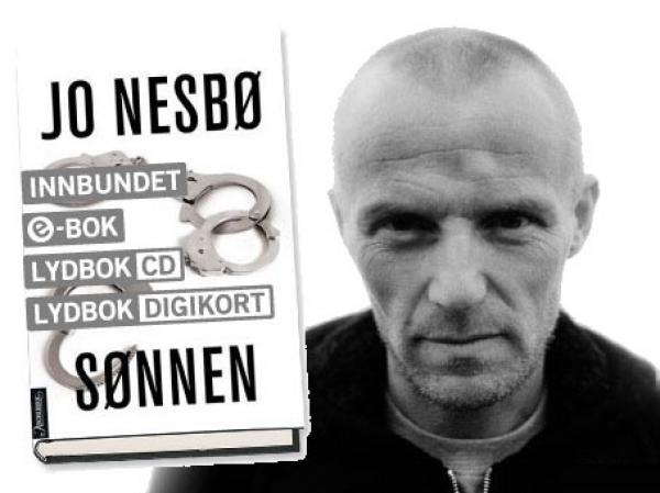 Få 50 Kroner I Rabatt På Jo Nesbøs Nye Bok Sønnen