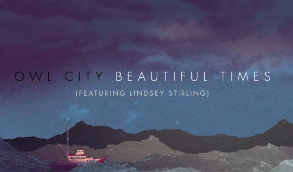 Gratis nedlasting av Beautiful Times - Owl City feat. Lindsey Stirling