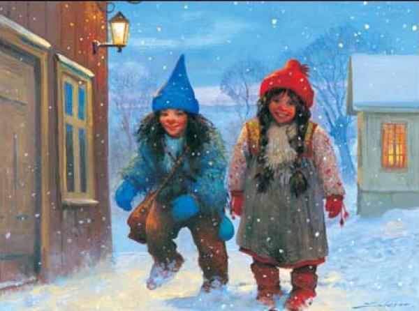 Fa Gratis Julekalender Og Aktivitetshefte Til Nrk Sin Julekalender 2014 Jul Pa Manetoppen