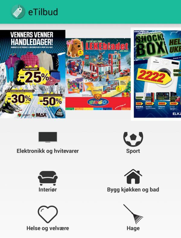 55896f4b Appen eTilbud gir deg enkel oversikt over kundeaviser og tilbud til norske  butikker