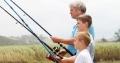 Gratis fiske for de yngste