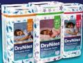 Gratisprøve på DryNites