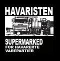 Havaristen - supermarked med overraskelser for gjerrigknarker