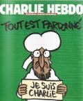 Få Charlie Hebdo gratis - je suis Charlie