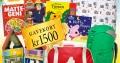 Få gavekort på 1500 kroner i Barnas Egen Bokverden