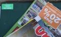 Få gratis klistremerke for å si nei til uadressert reklame