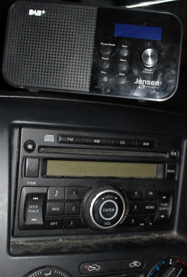 Sparetips til bilradio i bilen