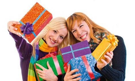 Bytt julegaver med andre