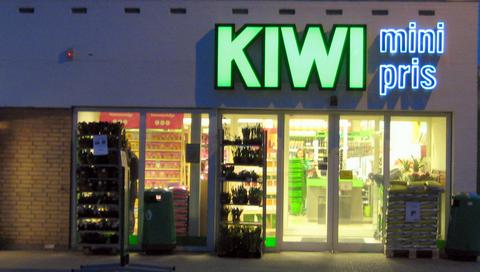 Kiwi Minipris. Foto: Tomasz Sienicki, Wikimedia
