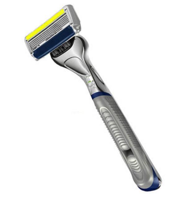 gratis prøvepakke barbering nedentil menn
