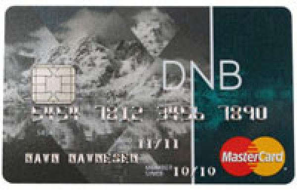 Ta ut penger med mastercard dnb